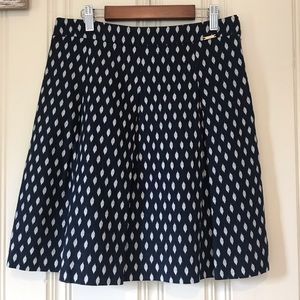 SOLD!!!! Ivanka Trump Blue with pattern size 6